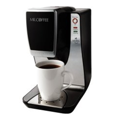 Mr Coffee&lt;br /&gt;<br />                     Single Serve (KG1)